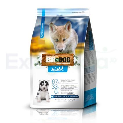 BR FOR DOG WILD CACHORRO