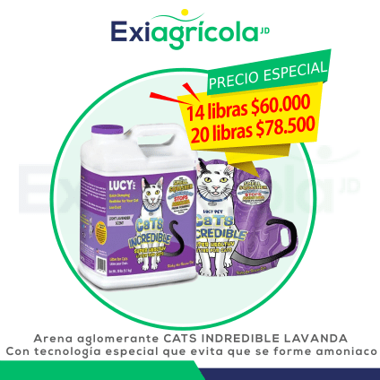 ARENA CATS INCREDIBLE EXIAGRICOLA