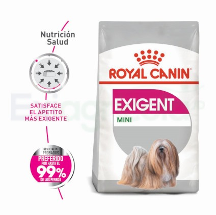ROYAL CANIN MINI ADULTO EXIGENT