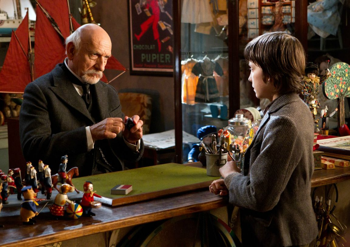Hugo Movie Image Ben Kingsley Asa Butterfield 01