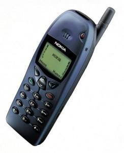 nokia-6110 canada clearnet 1997