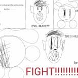 Evil Man Battles - Episode 1