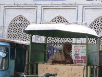 Outside Masjid Wazir Khan (2010)