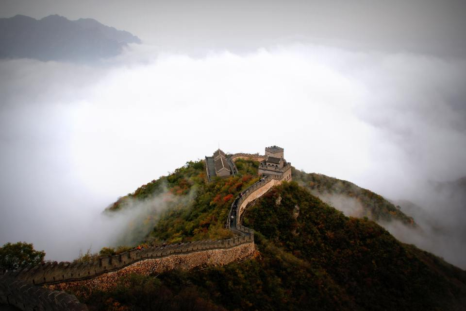 Bucket List 3: The Great Wall