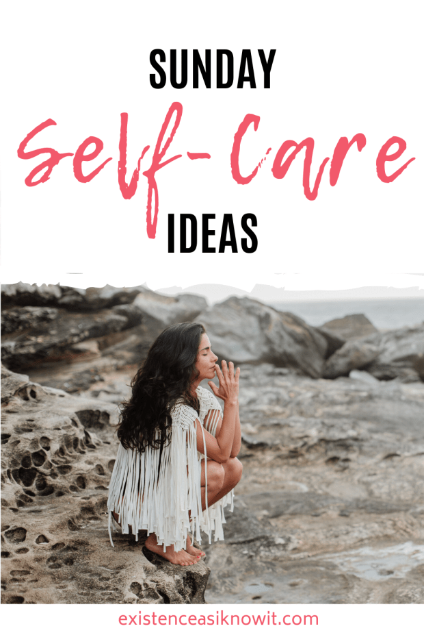 Sunday Self-Care Ideas Promotion