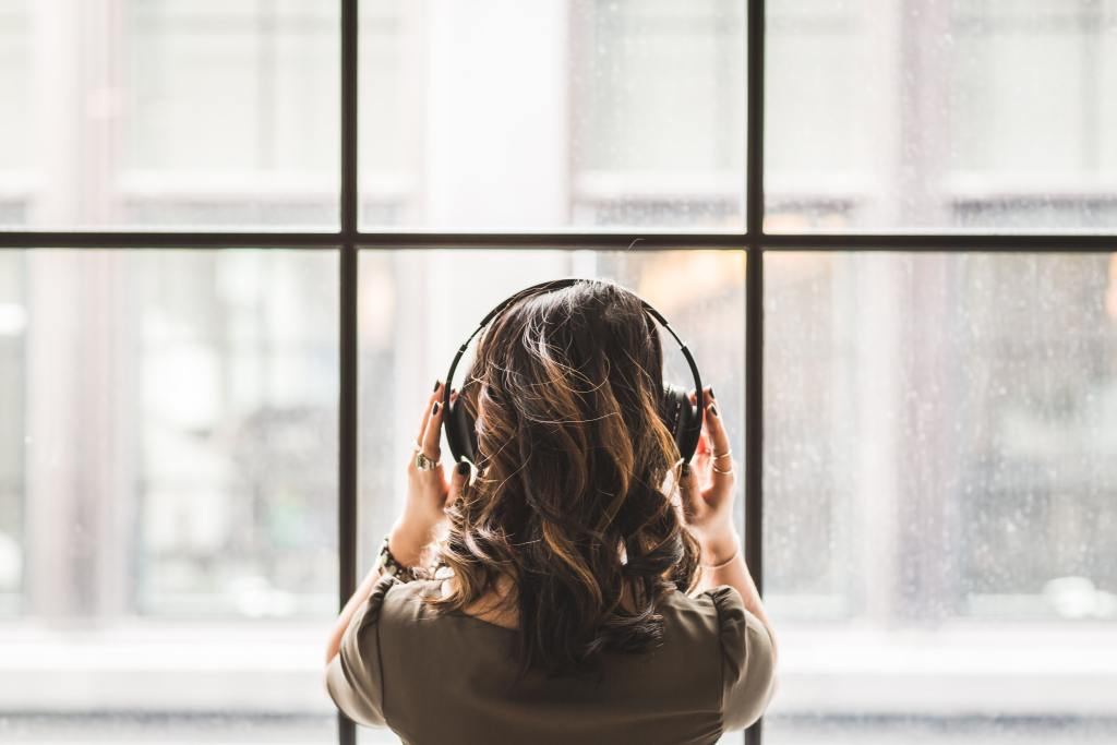Listening to Songs for Anxiety