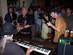 Jim Diamond and the Groove Syndicate in Italy