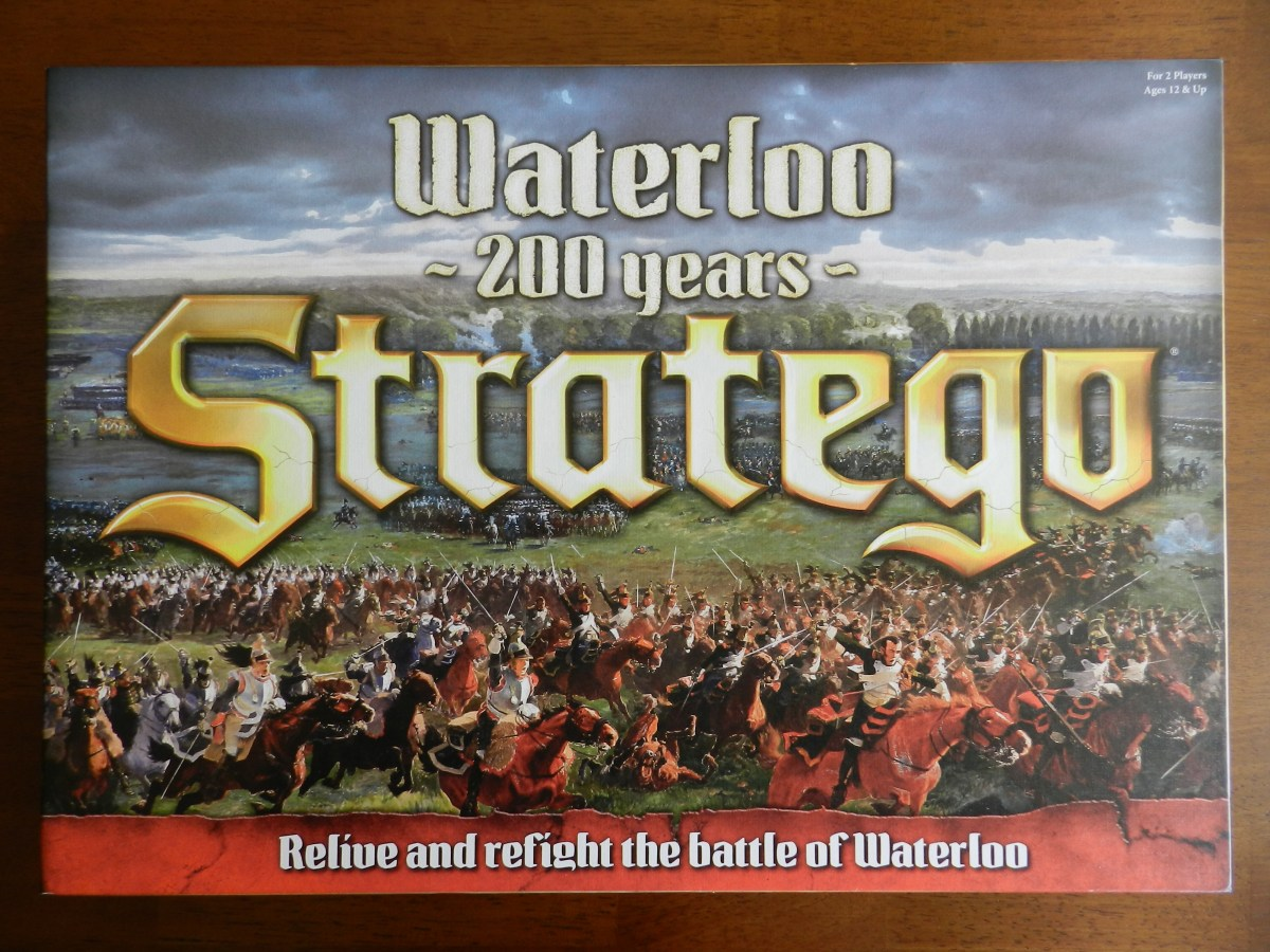 Stratego Waterloo lets you rewrite history