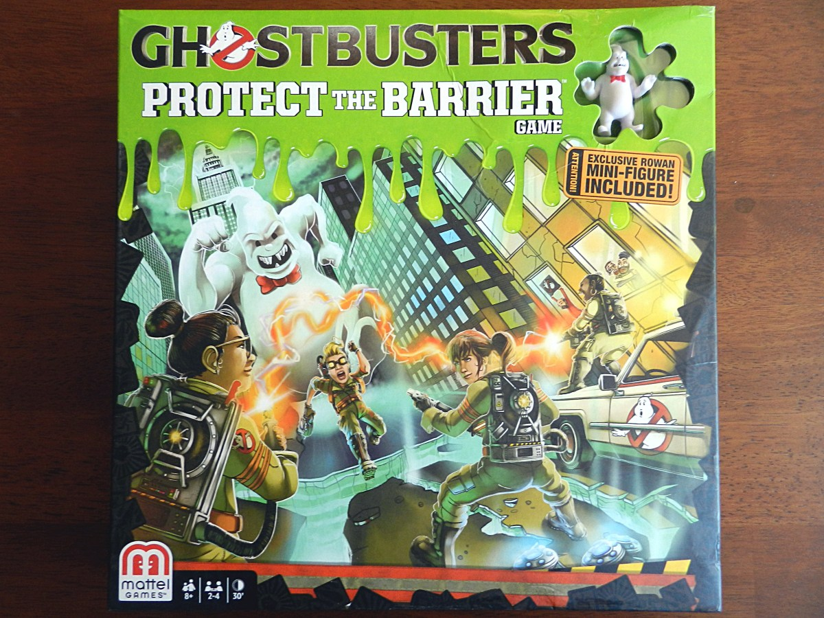 Ghostbusters: Protect the Barrier busted all of my expectations