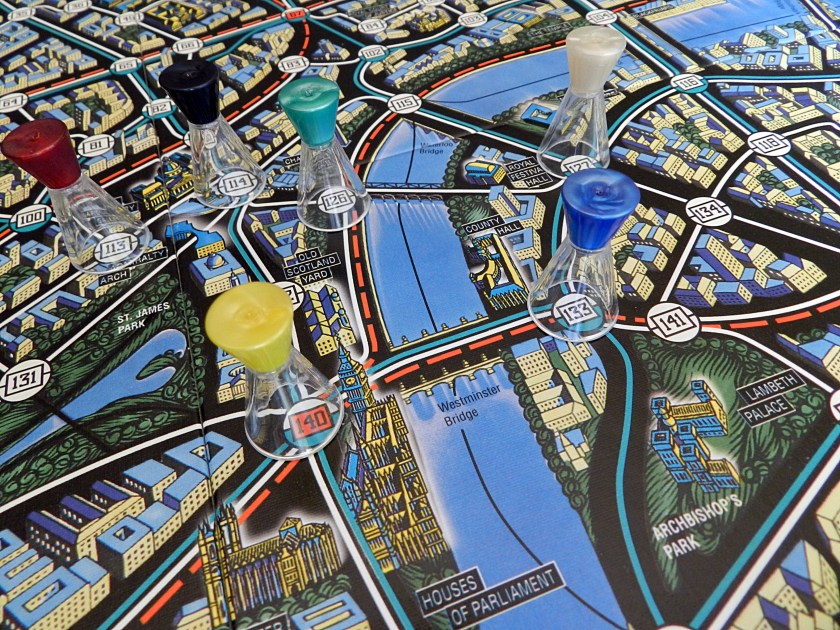 If nothing else, Scotland Yard helps you learn the geography of London.