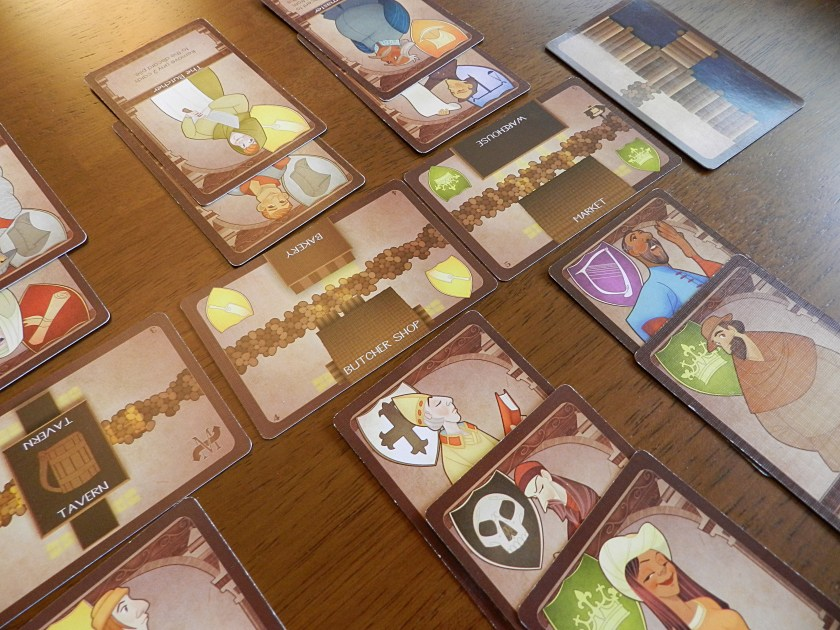After so long as our card game du jour, Fidelitas has a de jure position on my list of favorite games.
