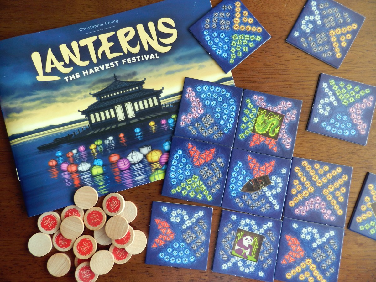 Lanterns: The Harvest Festival is a modern classic