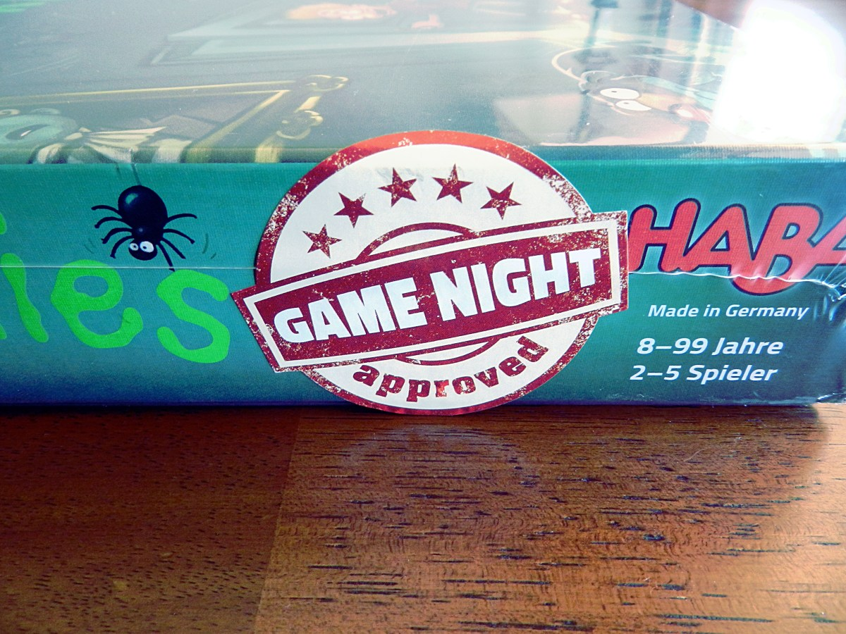 Spookies from HABA: Somebody give this game a real award