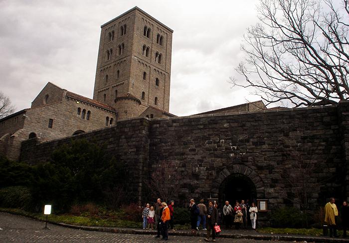 The Cloisters - um museu medieval em Nova Iorque