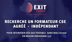formateur CSE