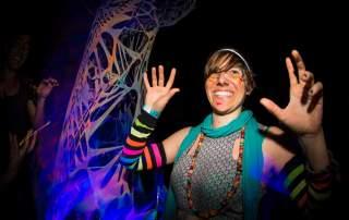 Rachel Roberts, organizer of Apocrypha