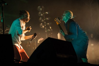 Atoms For Peace @ Exit2013 fstival