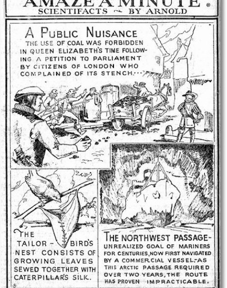 coal and the northwest passage