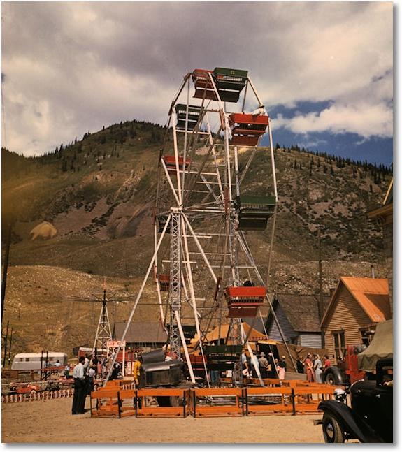 Delta County Fair, Colorado, 1940