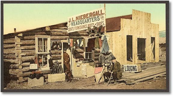A pioneer merchant, Colorado