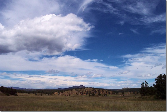 Florissant Fossil Beds National Monument, Colorado, August 24, 2004