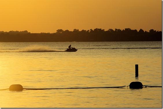 Canton Lake, Oklahoma, August 29, 2009-2