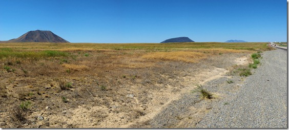 Three buttes, Idaho National Laboratory