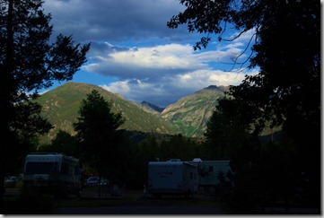 KOA, Livingston, Montana