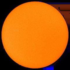 Sun, December 20, 2010 - No sunspots!
