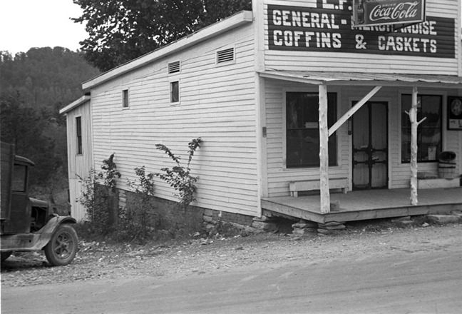 things go better with coke; General Merchandise, Coffins, & Caskets – Maynardville, Tennessee