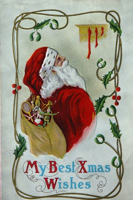 1923 Christmas Card