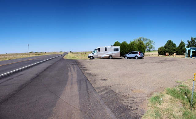Oklahoma's Northwest Passage, State Highway 3, September 6, 2011