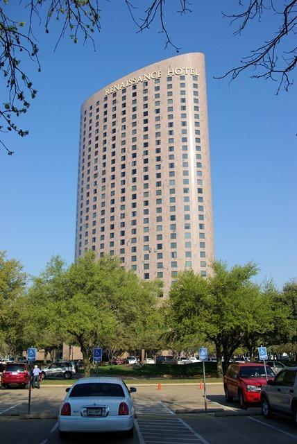 Renaissance Hotel, Dallas, March 17, 2007