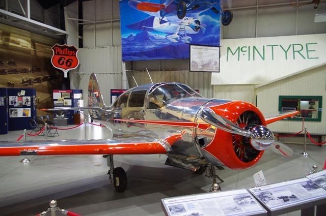 Spartan 12W Executive, Tulsa Air and Space Museum, Tulsa, Oklahoma, June 26, 2013