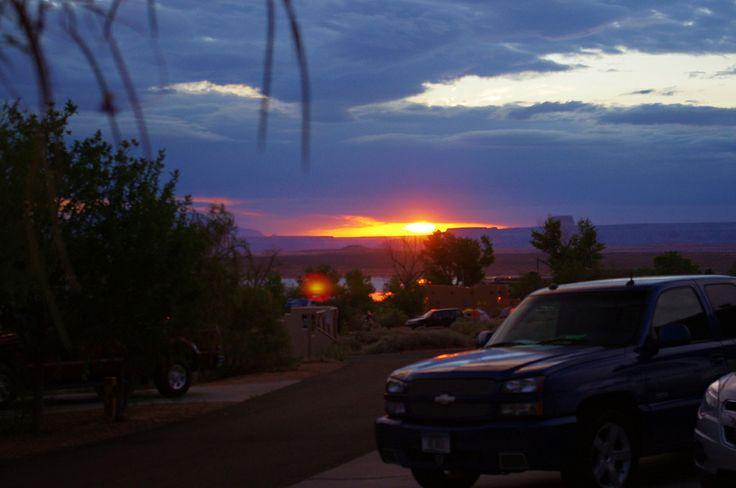 Lake Powell, Utah and Arizona, October 2, 2011