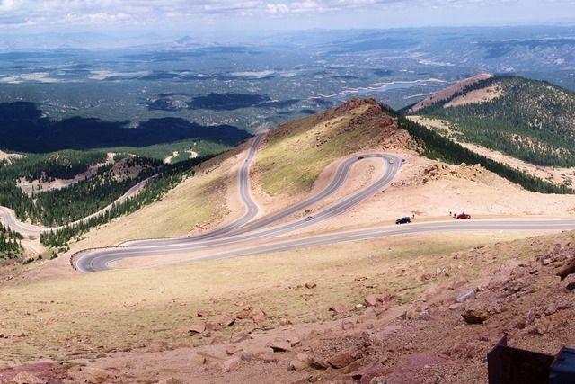 Pikes Peak, Colorado, September 10, 2011