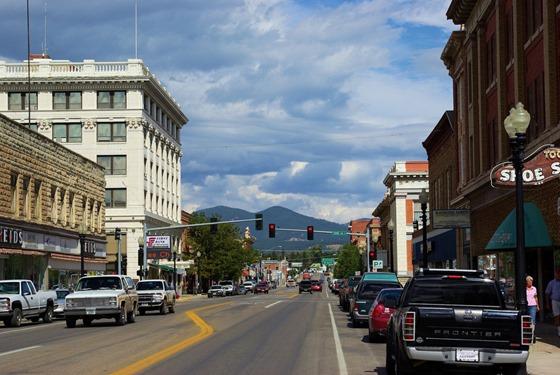 Lewistown, Montana, September, 2007 2