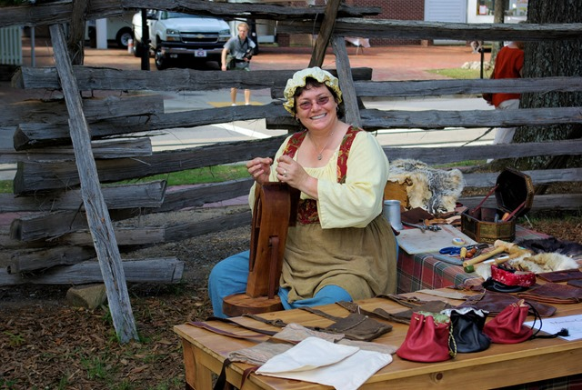 Territorial Fair at the Historic Arkansas Museum - 2