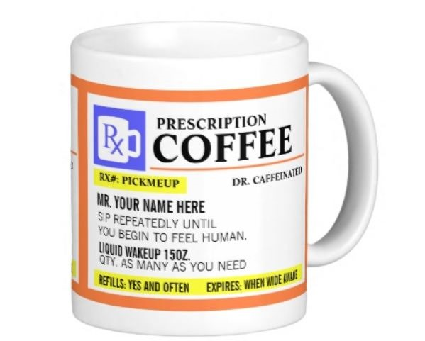 Morning Coffee Prescription