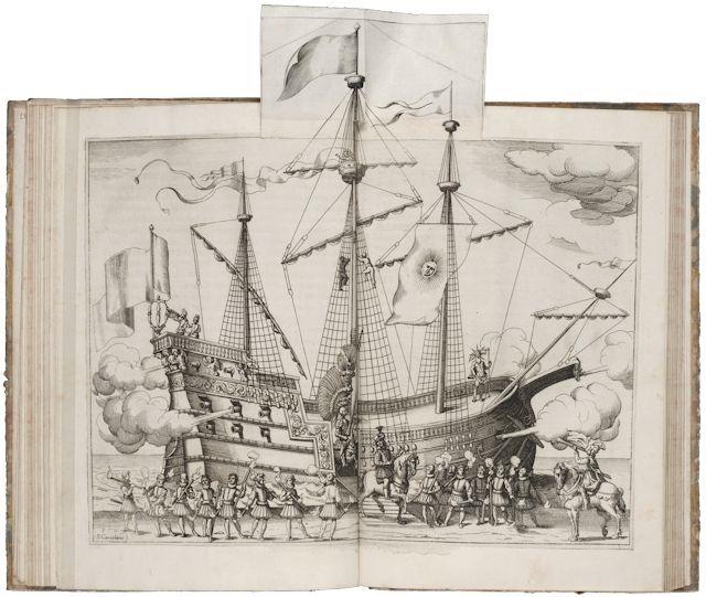 Description of a tournament, held on 20 March 1628