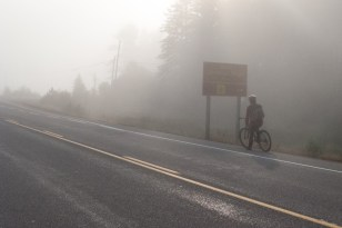 Morning Ride, Highway 60, Algonquin Provincial Park
