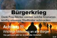 Bürgerkrieg in Deutschland 2019 – ein Vorzeichen der Trübsal