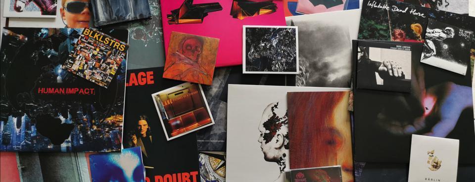 Votez pour vos albums de l'année !
