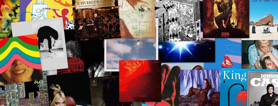 Tops albums 2020 par Bambara, Fàtima, Hifiklub et Tabatha Crash