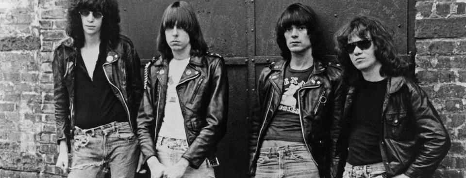 PLAYLIST – Ramones en 20 morceaux