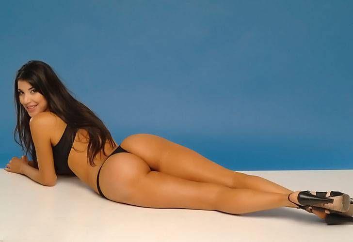 La impresionante Andrea Rincón desnuda -