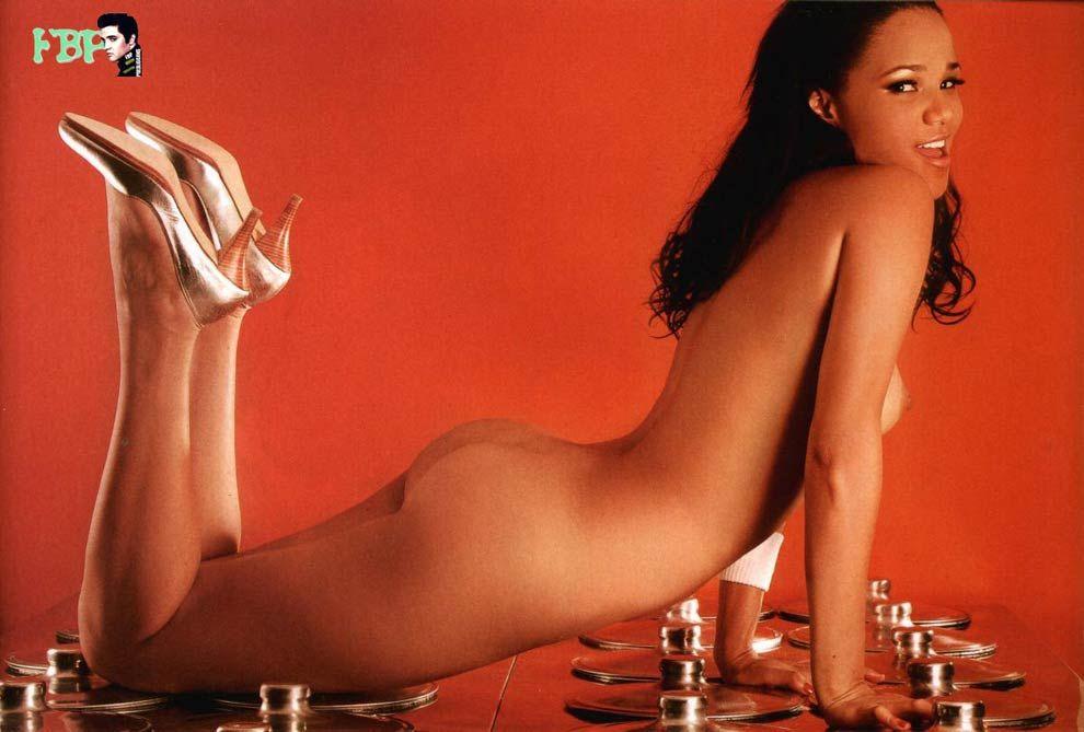 Zahina Rojas en Playboy