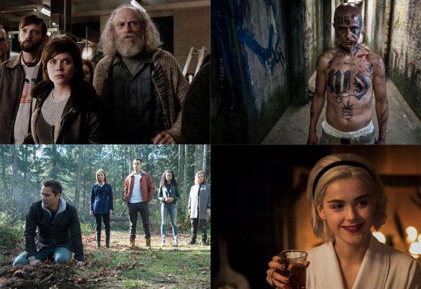 Las 17 series que Netflix suma en diciembre
