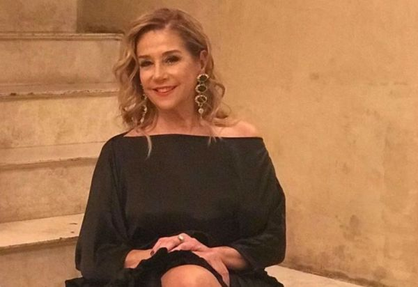 Marcela Tinayre se animó a mostrarse sin maquillaje