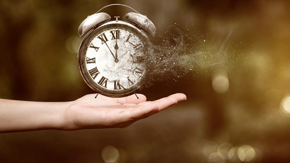 Tu tiempo es solo tuyo